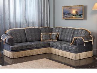 Угловой диван Сенатор-Б - Мебельная фабрика «Гротеск»