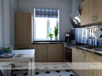 Кухонный гарнитур угловой Алеста