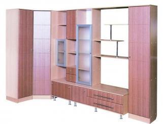Гостиная стенка Аэлита МДФ - Мебельная фабрика «Гамма-мебель»