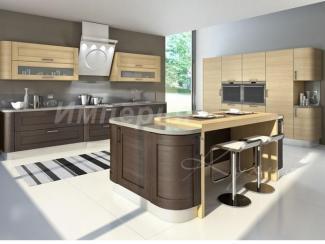 Кухонный гарнитур угловой ELBA - Мебельная фабрика «Империя кухни», г. Одинцово