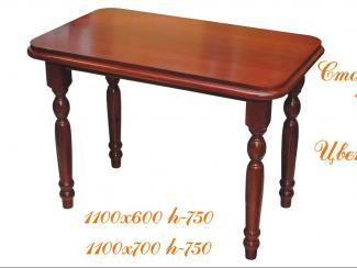Стол обеденный «Арис-н» - Мебельная фабрика «Нормис»