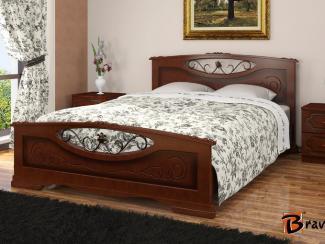 Кровать Елена 5 - Мебельная фабрика «Bravo Мебель»