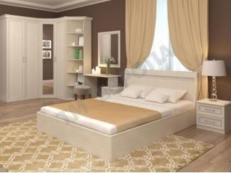 Спальня Верона - Мебельная фабрика «Европа»