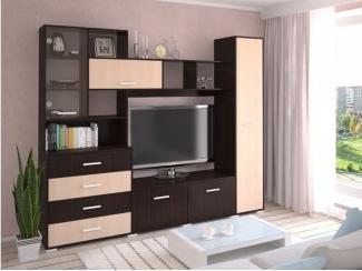 Гостиная Аризона 10 - Мебельная фабрика «Центр мебели Интерлиния»