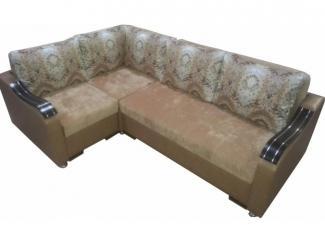 Классический угловой диван Мадрид