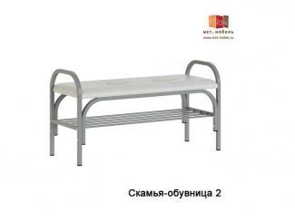 Скамья-обувница 2 - Мебельная фабрика «МСТ. Мебель»