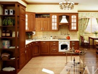 Кухня Фландрия МДФ - Мебельная фабрика «Линда»