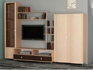 Светлая гостиная Сицилия 44  - Мебельная фабрика «Фран»