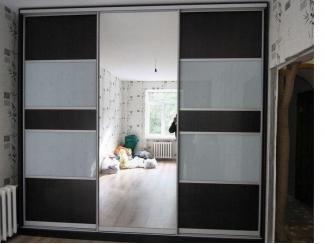 Шкаф-купе - Мебельная фабрика «Архангельская мебельная фабрика»