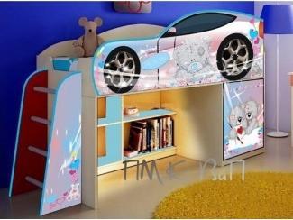 Детская кровать  Мишка Тедди модель 1 - Мебельная фабрика «ПМК ВиП»