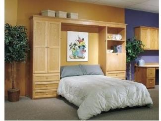 Шкаф-кровать в детскую - Мебельная фабрика «Мастер Мебель»