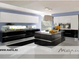 Кухонный гарнитур «Jazz Plus» (Модерн) - Мебельная фабрика «Мария»