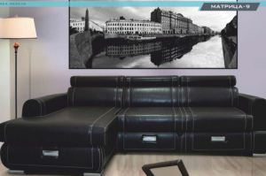 диван угловой  Матрица -9 - Мебельная фабрика «Матрица»