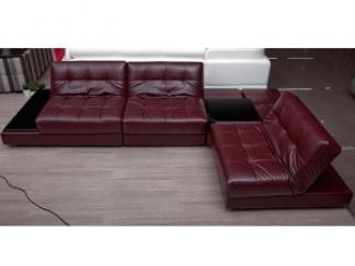 Угловой диван Granate - Мебельная фабрика «Эсси»