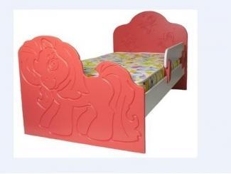 Детская кровать Лошадка - Мебельная фабрика «Новодвинская мебельная фабрика»
