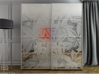 Шкаф-купе Люкс 1254 - Мебельная фабрика «Роникон»