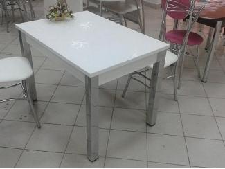 Стол обеденный Квадро пластик