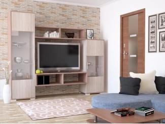 Гостиная Аризона 11 - Мебельная фабрика «Центр мебели Интерлиния»