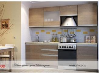 Кухня Ламинат №1 - Мебельная фабрика «Симкор»