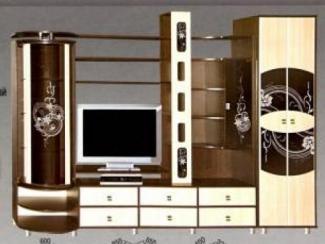 Гостиная стенка Палермо - Мебельная фабрика «Мебельная Сказка»