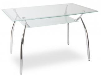 Стеклянный обеденный стол Олимп ПР - Мебельная фабрика «СтолБери»