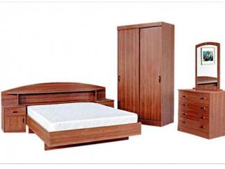 Спальня Интрига-3 ЛДСП - Мебельная фабрика «Гамма-мебель»