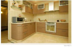Кухня МДФ 4 - Мебельная фабрика «ПластДекор»
