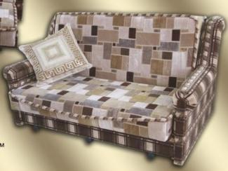 Диван прямой Саша книжка - Мебельная фабрика «На Трёхгорной»
