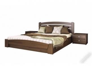 Двухспальная кровать с тумбами Селена 2 - Интернет-магазин «Оксана мебель», г. Муром