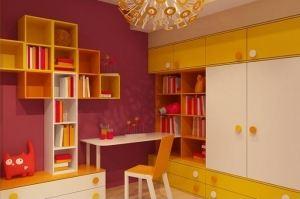 Детская 4 - Мебельная фабрика «Анонс»