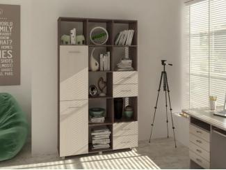 Стеллаж Рекорд -3.1 - Мебельная фабрика «Баронс»