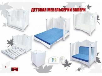 Детская кровать-диван Валери - Мебельная фабрика «Бис»