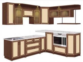 Кухня Фантазия ЛДСП - Мебельная фабрика «Гамма-мебель»