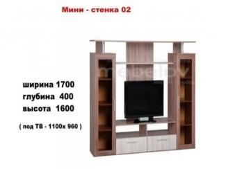 Мини-стенка 02 - Мебельная фабрика «МЕБЕЛов»