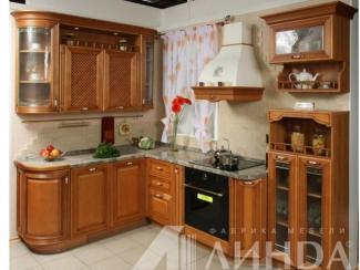 Кухня Исола массив - Мебельная фабрика «Линда»