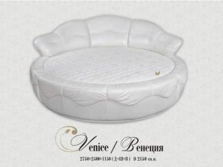 Кровать Венеция - Мебельная фабрика «Angelo Astori»