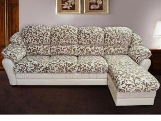 Угловой диван с выкатным механизмом Оттавиа  - Мебельная фабрика «Виктория»