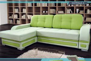 диван угловой Матрица - 4 - Мебельная фабрика «Матрица»