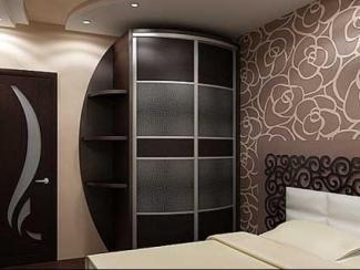 Шкаф - купе радиусный - Изготовление мебели на заказ «Мега»