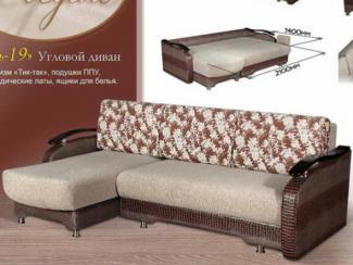 диван угловой «Идель-19»