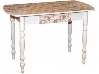 Обеденный стол с ящиком  - Мебельная фабрика «Иванов»