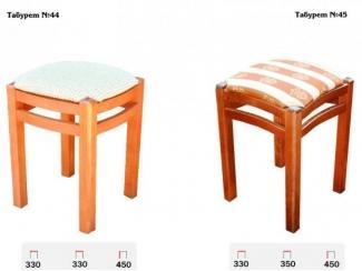 Табурет 44 и 45 - Мебельная фабрика «Нормис»