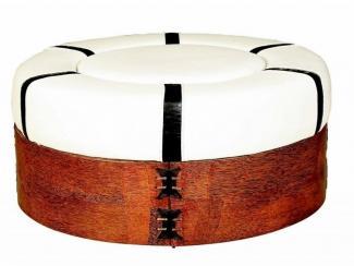 Пуф из кожи 3-WAY - Импортёр мебели «Arredo Carisma (Австралия)»