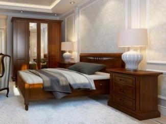 Спальня Venezia (Giliegio) - Мебельная фабрика «Свобода»