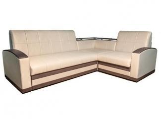 Светлый диван Париж  - Мебельная фабрика «Мягков»
