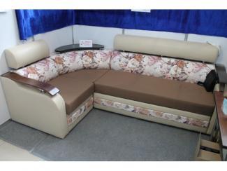 Мебельная выставка Сочи: диван угловой - Мебельная фабрика «Витэк»