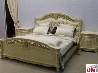 Мебельная выставка Краснодар: Кровать - Мебельная фабрика «Арида»