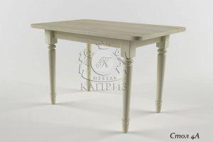 Деревянный стол 4А - Мебельная фабрика «Каприз»