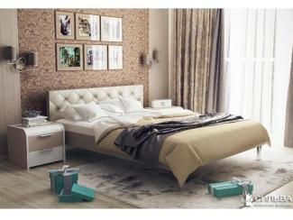Кровать Ирма - Мебельная фабрика «Сильва»