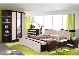 Стильный спальный гарнитур Магнолия - Мебельная фабрика «МДН», г. Санкт-Петербург